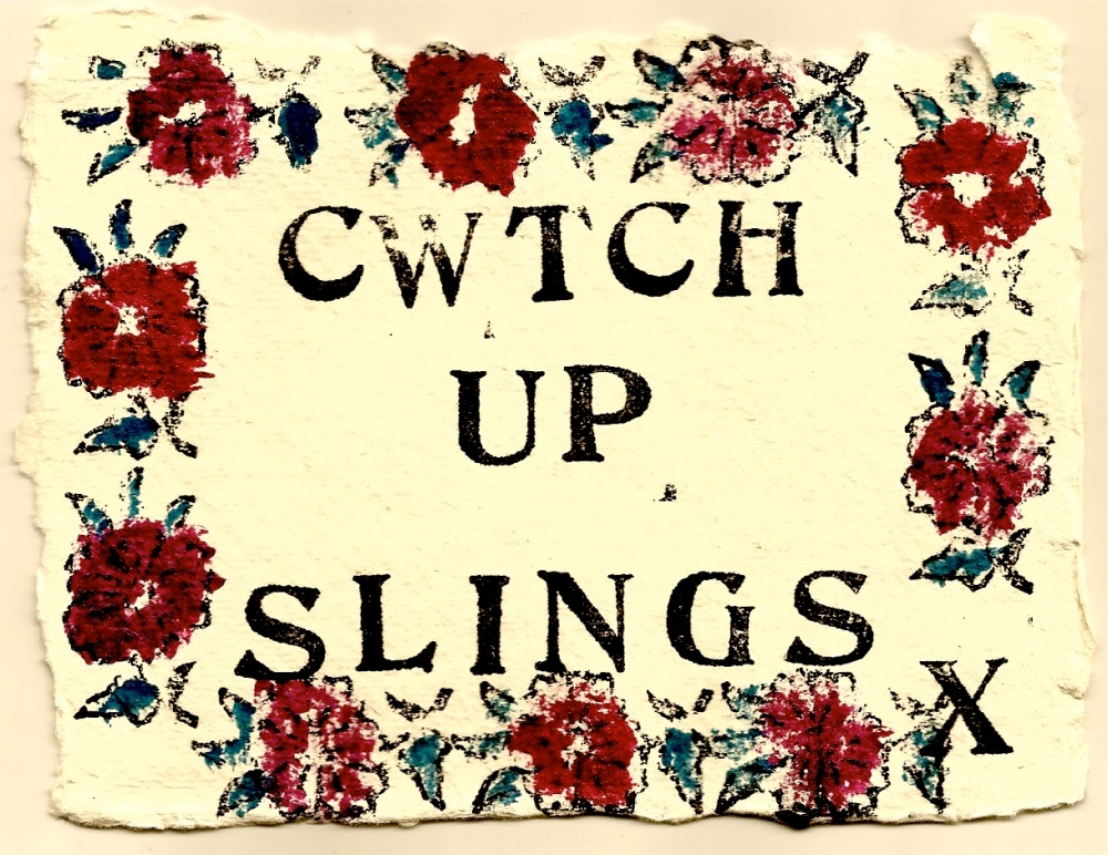 Cwtch-Up Slings (1/2)